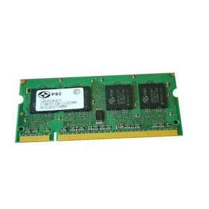 MÉMOIRE RAM 512Mo RAM PC Portable SODIMM PSC AS6E8E63B-6E1A DD