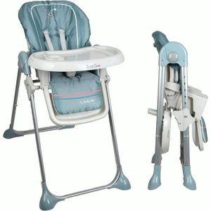 CHAISE HAUTE  TROTTINE Chaise haute inclinable Faraday - Galacti