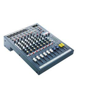 TABLE DE MIXAGE CONSOLE DE MIXAGE SOUNDCRAFT EPM 6 MONO + 2 STE…