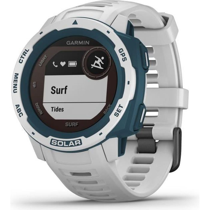 GARMIN Instinct® Solar Surf Montre connectée, Cloudbreak