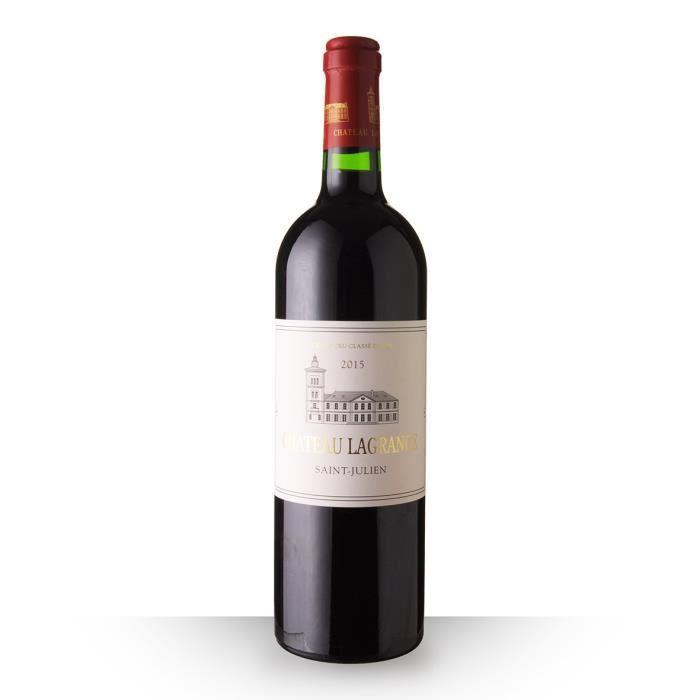 Château Lagrange 2015 AOC Saint-Julien - 75cl - Vin Rouge