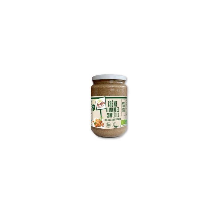 Crème d'amande complète - Senfas - 700g