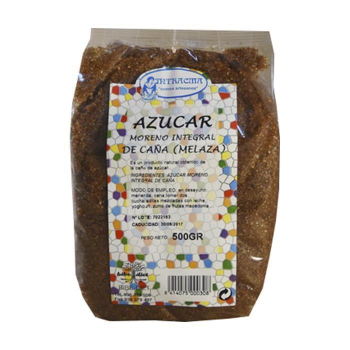Intracma+Mélasse de canne à sucre brune entière 500 g