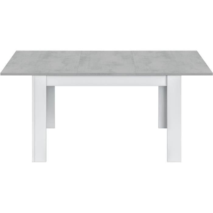 Table extensible albufera 90 cm Multicolor