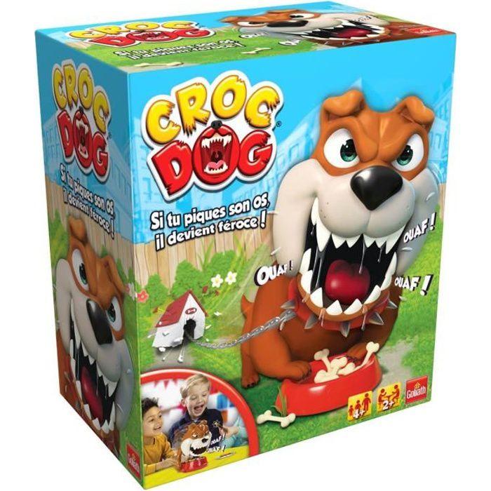 CROC DOG - Jeu de société enfant - GOLIATH