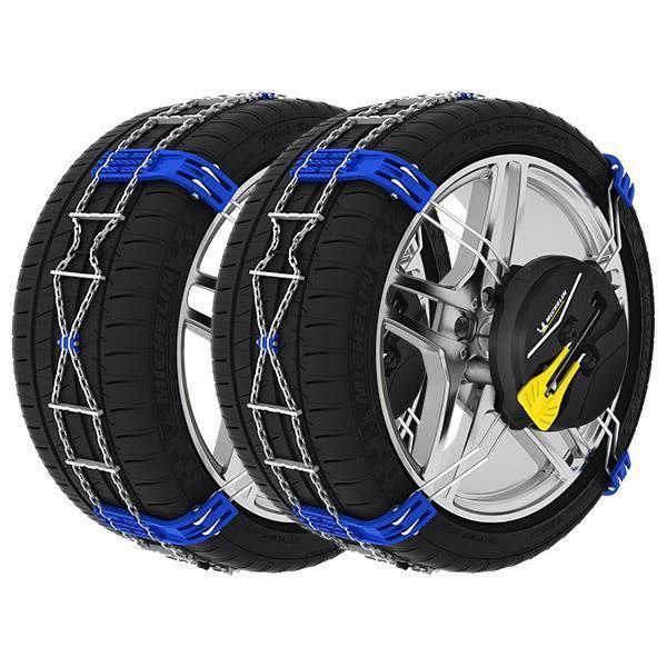Chaine neige Michelin Fast Grip - 205 / 65 R 16 - 3666028323308