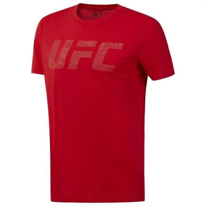 Reebok T-shirt Ufc Fg Logo