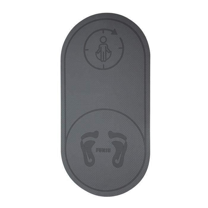 Tapis de corde à sauter TPE coussin de sport silencieux coussin d'exercice pour corde à sauter accessoires de Fitness