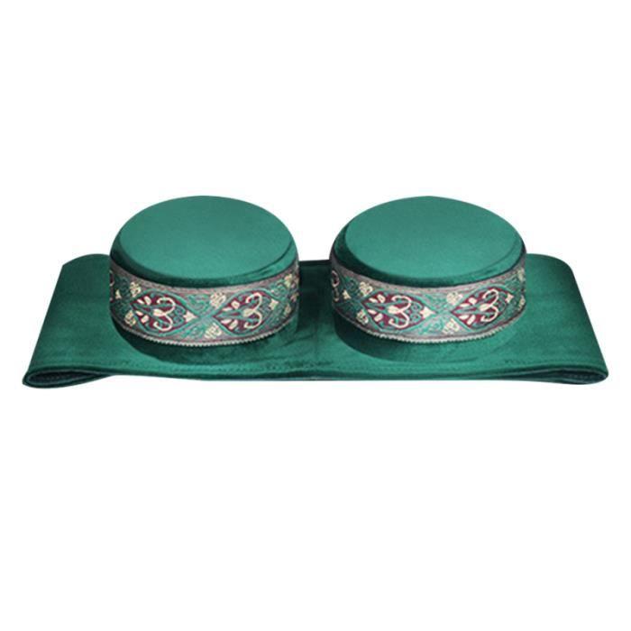 Boîte de Moxibustion Double de Massages de Moxa Sans Fumée Porte-Moxa Portable APPAREIL MULTIFONCTION DE SOIN - COLONNE DE SOIN