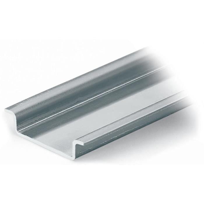 Rail acier Contenu: 10 pc(s) WAGO 210-113
