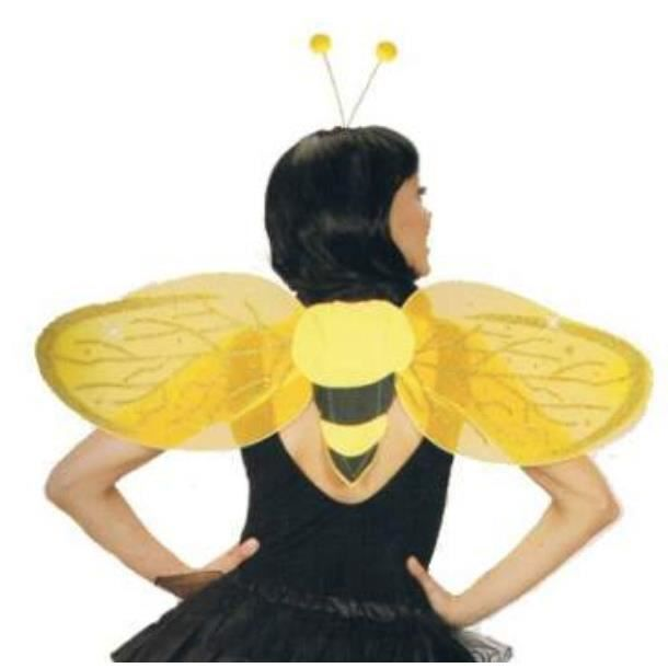 Bumble bee toddler enfants mignon animal insecte taille 2-3 ans