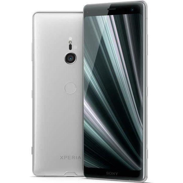 Sony Xperia Xz3 64go 4go Nano Sim 6 0 Pouces Argent Reconditionné Comme Neuf Achat Smartphone Pas Cher Avis Et Meilleur Prix Cdiscount