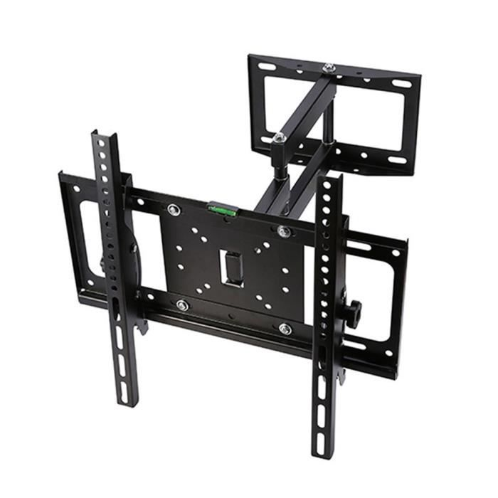 support tv mural inclinaison pivotant led tv lcd fixable r glable 26 52 fixation support. Black Bedroom Furniture Sets. Home Design Ideas