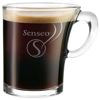 senseo tasse en verre design 180ml achat vente. Black Bedroom Furniture Sets. Home Design Ideas