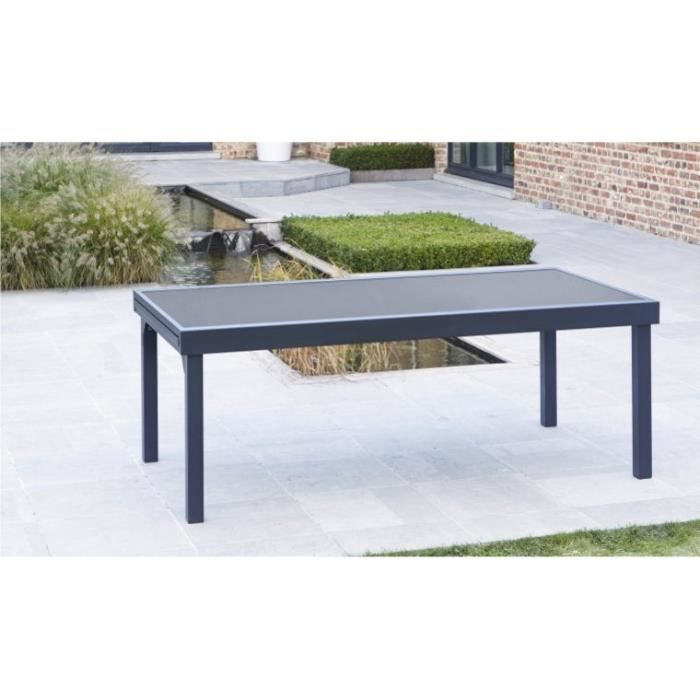 table de jardin 12 personnes. Black Bedroom Furniture Sets. Home Design Ideas