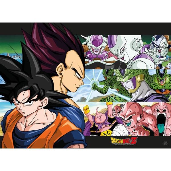Object moved for Decoration murale dragon ball z