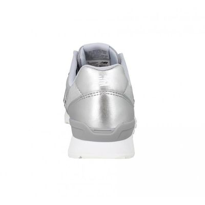 Balance 38 Metal Femme New Baskets argent 996 5ZaSFFn1