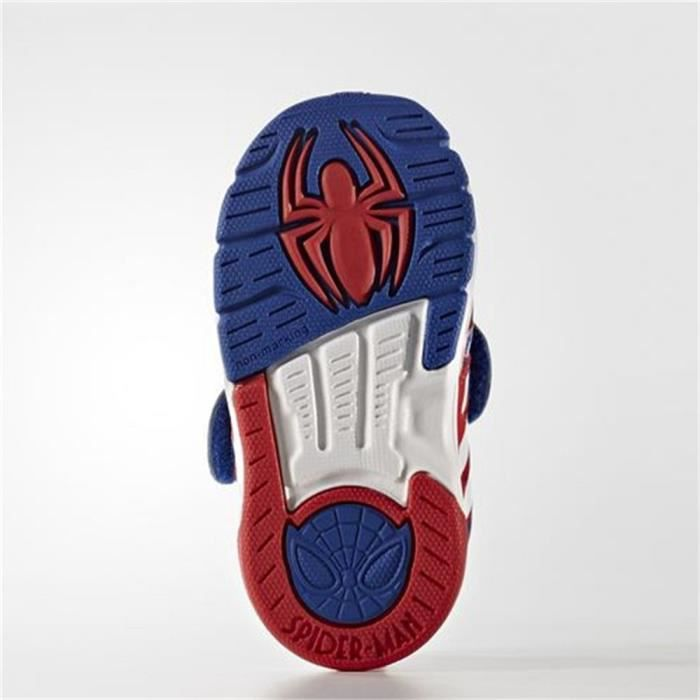 Chaussures Adidas Marvel Spiderman C Croyalftwwhtvivred