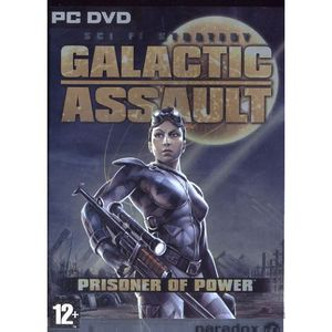 JEU PC Galactic Assault : Prisonnier Of Power Jeu PC