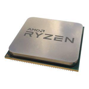PROCESSEUR AMD Ryzen 5 2600 3.4 GHz 6 cœurs 12 fils 16 Mo cac