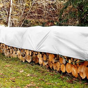 Bâche de tissus bâche 6x10m 180g//m² Boots bâche protection bâche bâches de couverture bois