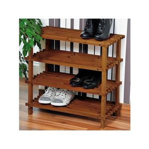 petit meuble de rangement de chaussures achat vente. Black Bedroom Furniture Sets. Home Design Ideas