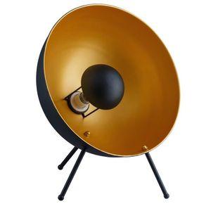 LAMPE A POSER Projecteur en métal Cinéma - Ø 41 x H 48 cm E27 -
