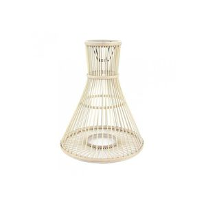 LUSTRE ET SUSPENSION Suspension design en rotin naturel Java - RedCarte