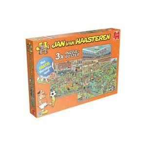 PUZZLE 3 Puzzles : 500 - 750 - 1000 Pieces - Jan Van Haas