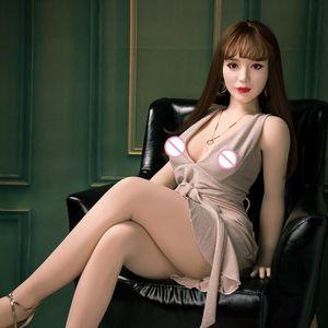 POUPÉE GONFLABLE 158cm réaliste poupée de sexe avec squelette silic