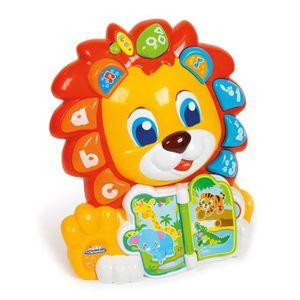 CONSOLE ÉDUCATIVE Clementoni 61830. Lion éducatif.