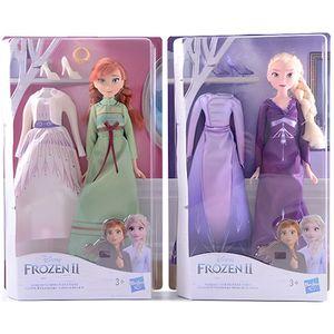 POUPÉE Disney La Reine des Neiges 2 - Poupee mannequin av
