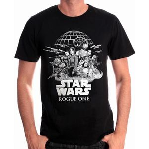 T-SHIRT Tshirt homme Star Wars - Rogue one  Cover
