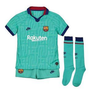 MAILLOT DE FOOTBALL Nouveau Mini-Kit Officiel Enfant Nike FC Barcelone
