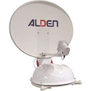 ANTENNE RATEAU ALDEN Antenne Satellite Auto As4® 60 Premiosat HD