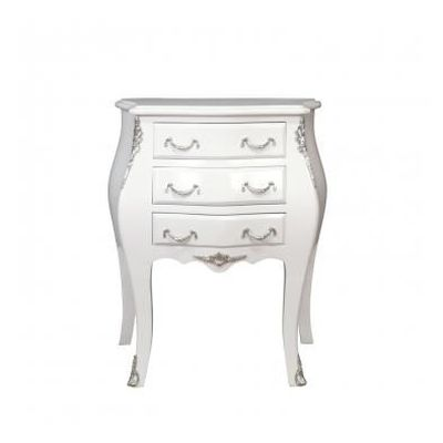 commode blanche baroque pas cher. Black Bedroom Furniture Sets. Home Design Ideas
