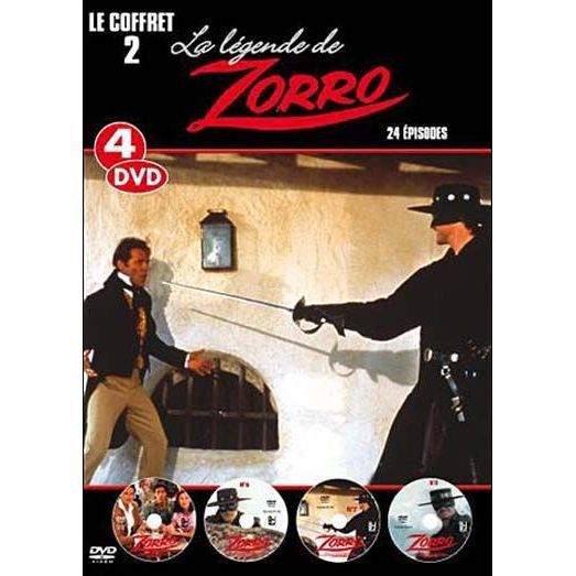 la french zorro legende de