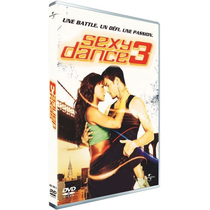 Film dvd ou blu ray divers Universal sexy dance 3 : the battle