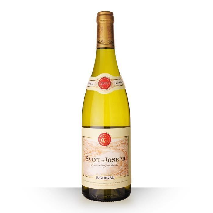 Guigal 2018 AOC Saint-Joseph - 75cl - Vin Blanc