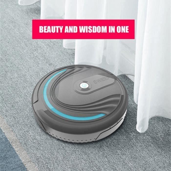 Entièrement automatique Mini Robot aspirateur Appareils ménagers Charging Sweeper_N4488 A16956