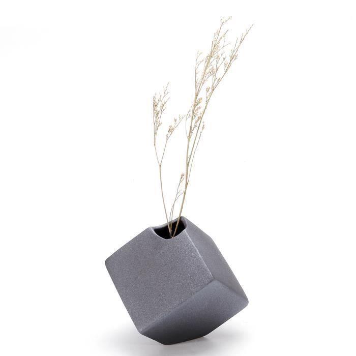 Vase De Fleur Céramique Ornement Décoratif Bureau Maison Noël TYPE H Bo16735