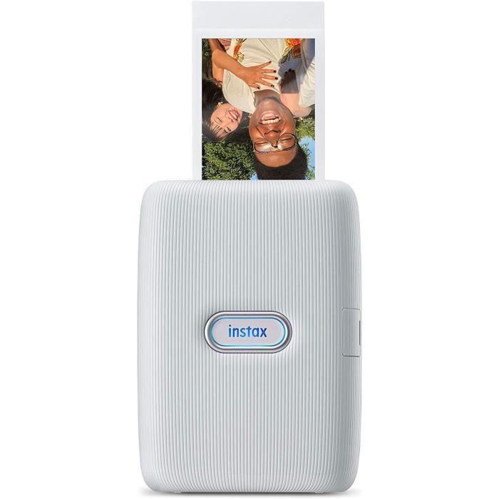 Instax Link Imprimante pour smartphone Blanc cendré