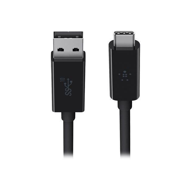 BELKIN Câble USB-A vers USB-C 3.1