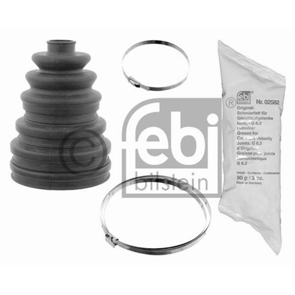 Kit d assemblage joint-soufflet arbre d entraînement - Febi Bilstein 27730