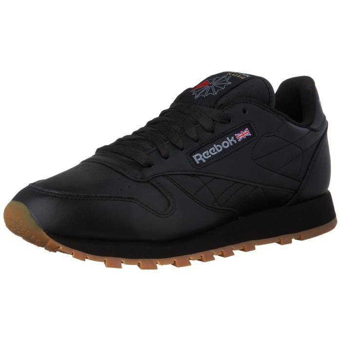 Chaussures De Running REEBOK C28C1 Sneaker mode classique en cuir Taille-46