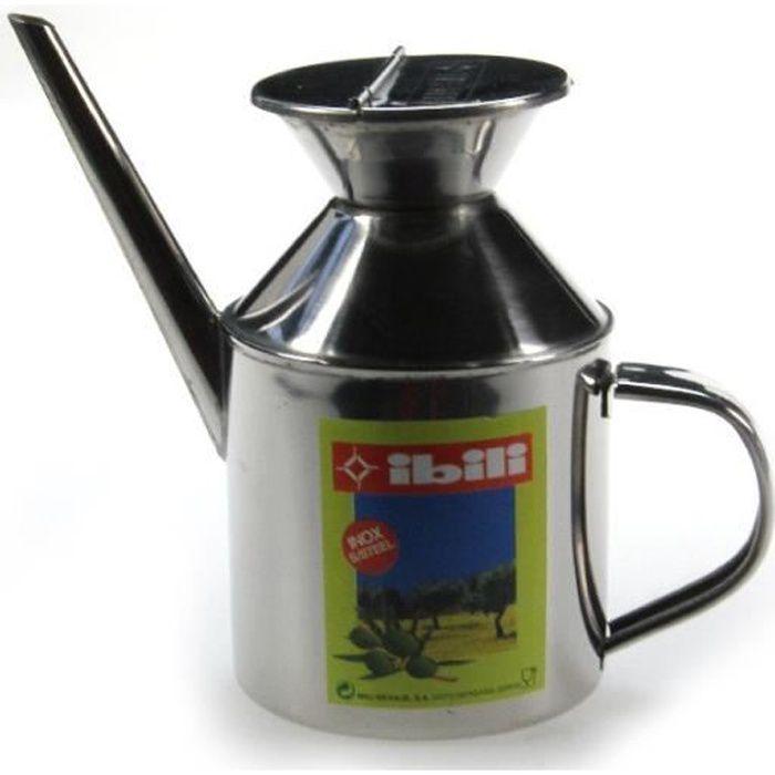 Huilier inox 300 ml