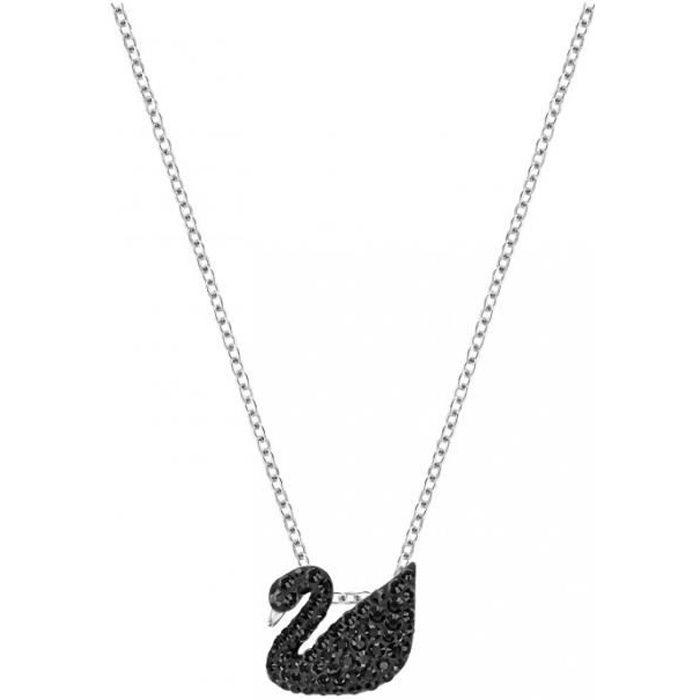 Collier Swarovski - Pendentif small Swan - 5347330 Argent