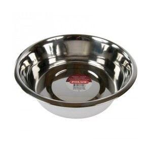 ZOLUX Bol en inox - Ø 21 cm - Pour chien