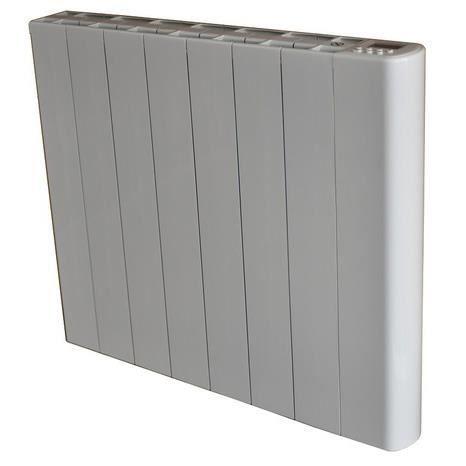 Chauffage Electrique Mural Radiateur Inertie Seche Alvara 1500w 1 500 W H 57 X L 66 Cm