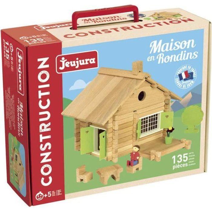 ASSEMBLAGE CONSTRUCTION JEUJURA Maison en rondins - 135 pièces , 8043, Mul